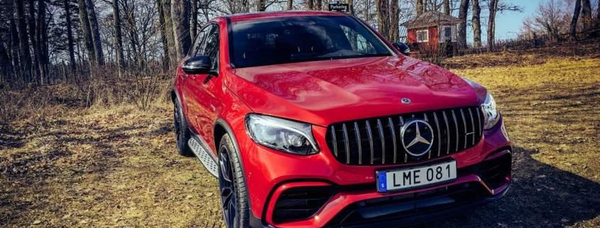 Mercedes GLC - Vad ligger skatten på per år?