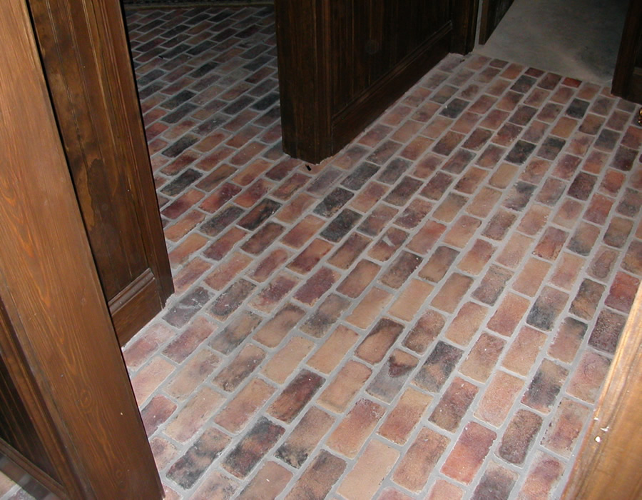 Custom Basement Floor Installation Travertine Installers Suwanee Ga and Alpharetta GA