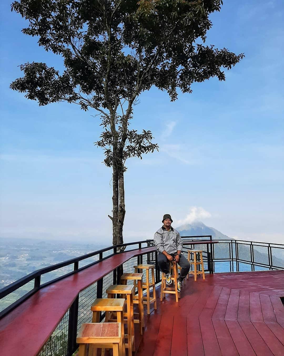Awang Awang Sky View Magelang Jawa Tengah