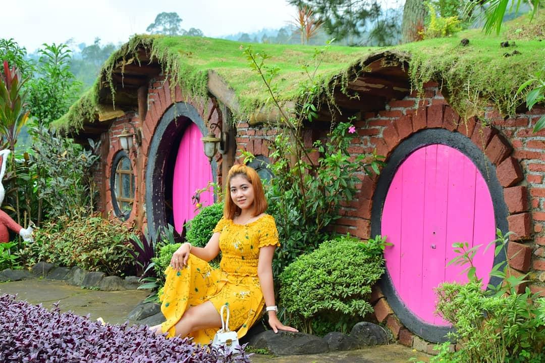 Batu Flower Garden Malang Jatim