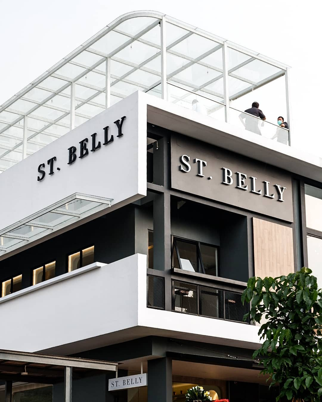 Cafe ST BELLY Bandung