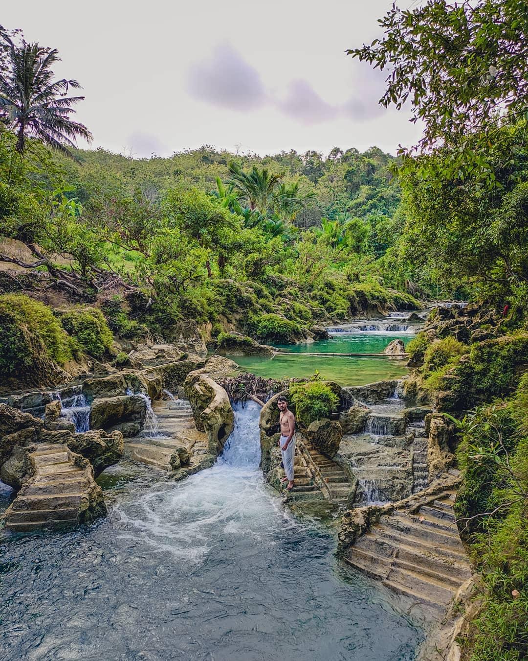 Curug Panetean Jawa Barat