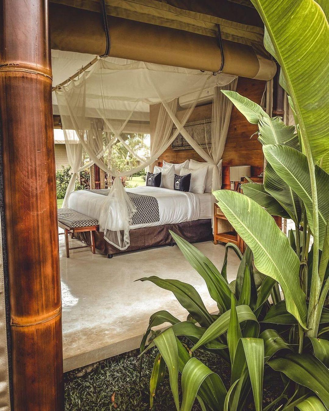 Glamorous Camping Di Bali