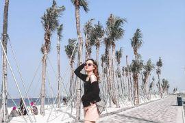 Pantai Pasir Putih Jakarta