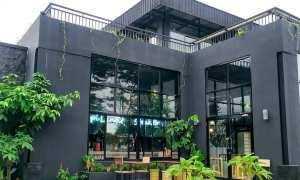 Sangkara Garden Resto Tampak Depan
