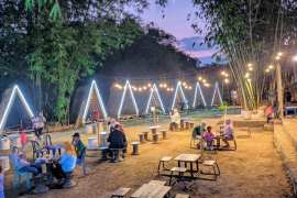 Taman Senja Ngelo Bantul
