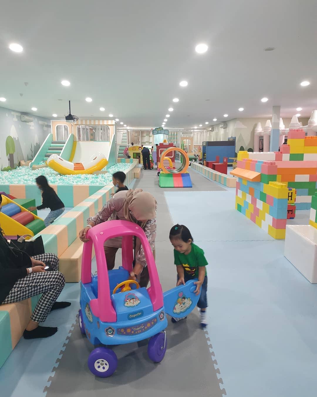 Tempat Bermain Anak Di Samarinda