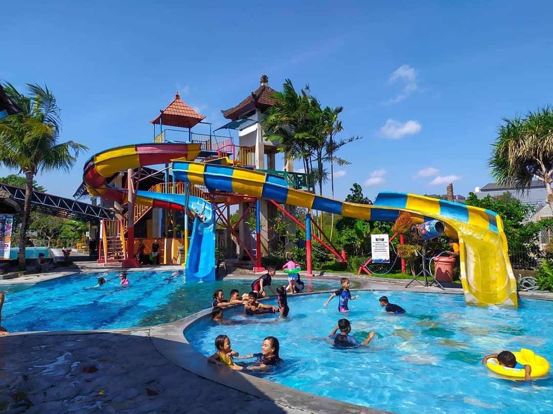 Viral Water Park BALI