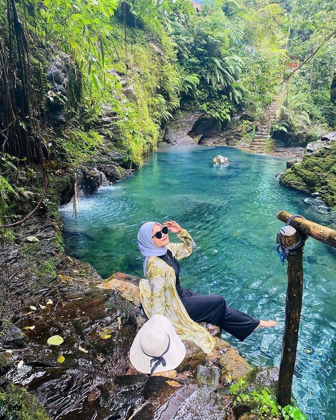 Wisata Viral Balong Endah GSE