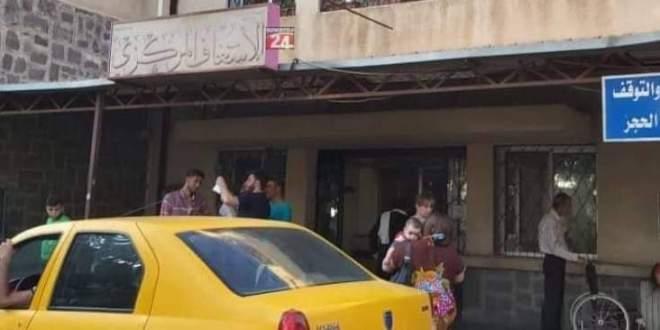 إصابة شاب من السويداء بعيار ناري على تخوم درعا .!