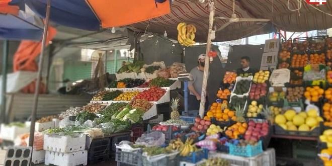 الأسعار تتضاعف في السويداء والحكومة ترجعه لجشع بعض التجار .!