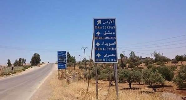 عصابات درعا والسويداء تهدد السلم الأهلي، وتستفيد من التوتر .!