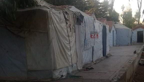 تبليغات لإخلاء أحد أبرز مخيمات المهجرين جنوب السويداء خلال 15 يوماً .!
