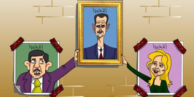 """زاوية ساخرة _ مكرمة فريدة من نوعها في """"شامستان"""""""