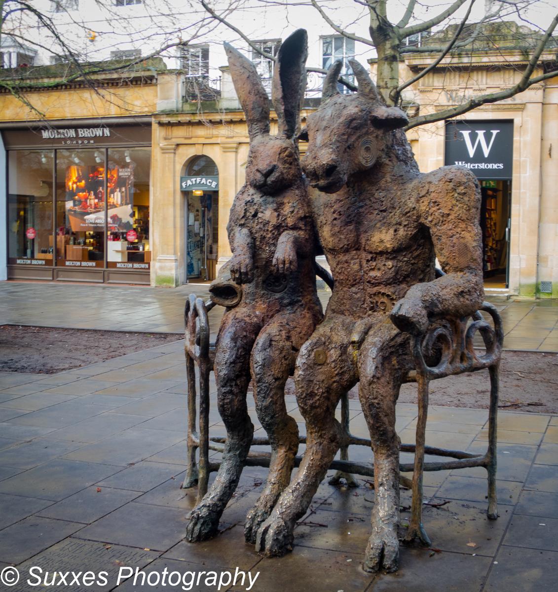 hare and minotaur cheltenham