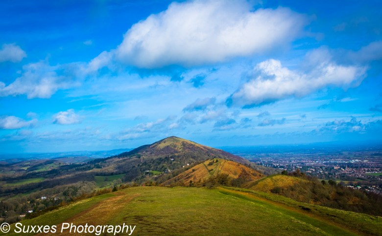 Worcestershire peak malverns