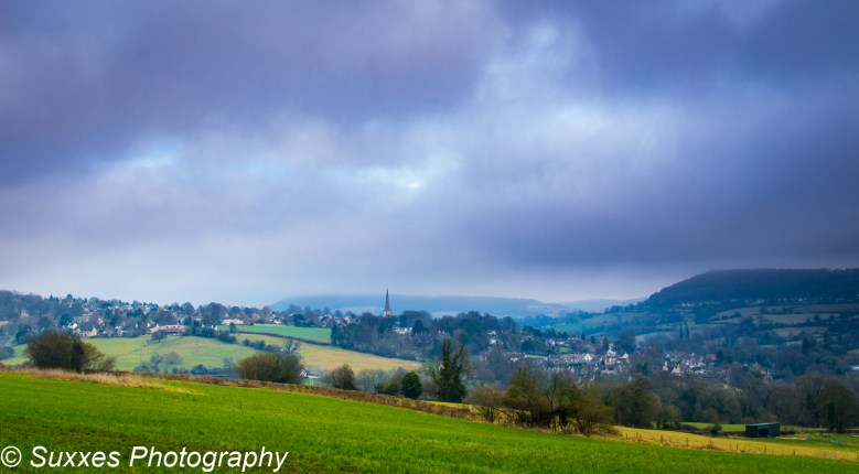 painswick valley cotswold