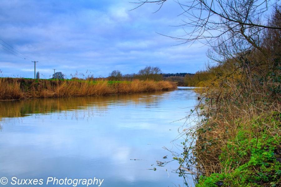 pershore river avon
