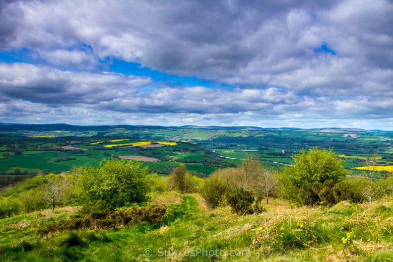 merbach hill wye valley