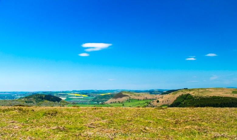 Bradnor Hill Hergest Ridge