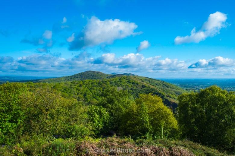 Malvern hills midsummer