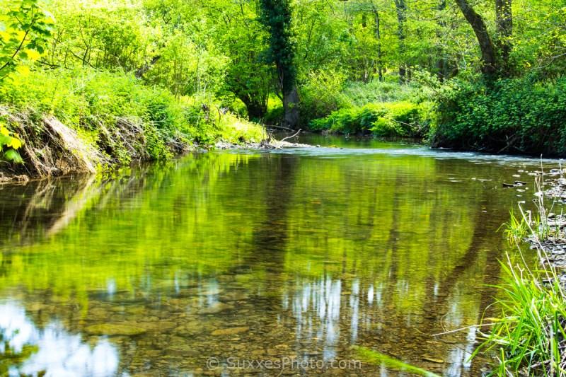 river arrow hergest