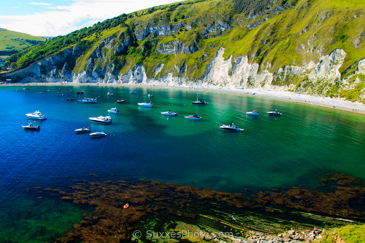 lulworth cove boats