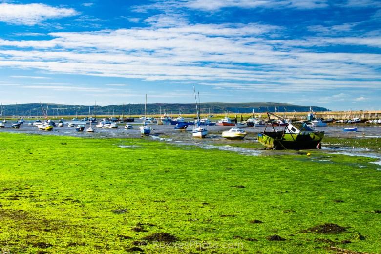 keyhaven solent boats