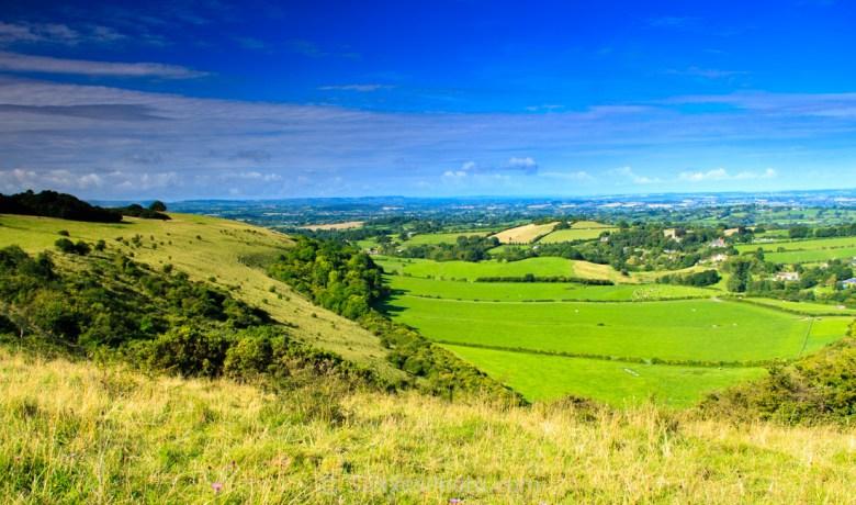 melbury hill Dorset