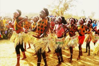 luo dance