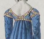 back bodice 1811