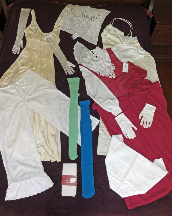 Underwear and convertibles, tTSRCE