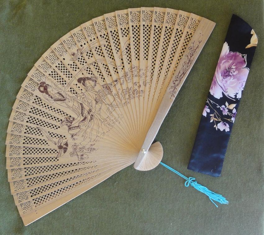 my first fan