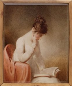 An interesting story Miss Ray, by William Wood, 1806, Met Museum.