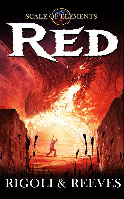 Red, Scale of Elements, Book 1 (2nd Edition)