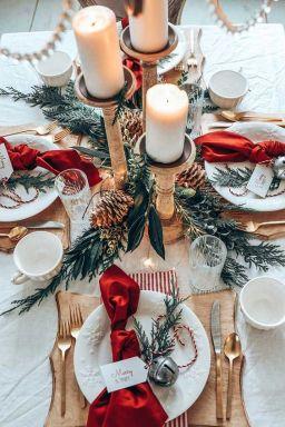 tafel setting 13