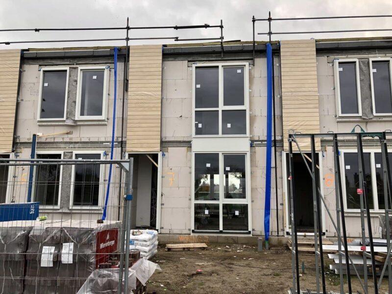 bouw nieuwbouwhuis