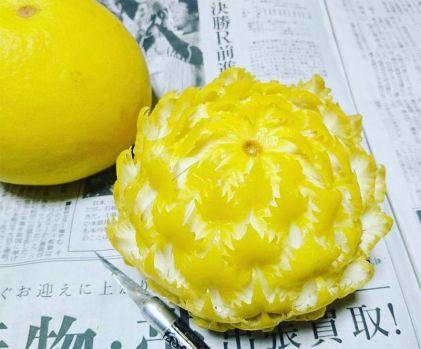 Les-nouveaux-Motifs-élaborés-et-Dessins-sculptés-sur-Fruits-et-Légumes-de-Gaku-05