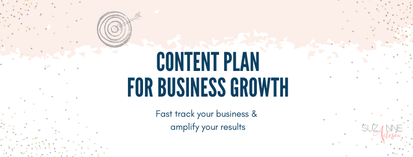, Content Plan for business growth video series – confirmation