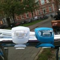 Actionwonder: fietslampjesset van 30 voor 2 euro