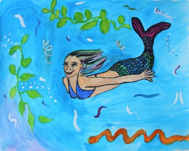 Gewichtsloos door de onderwaterwereld zweven