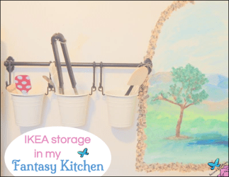 Fantasy Kitchen Part One Suzanne Broadhurst at Home and Beyond
