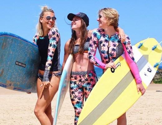 surf vakantie
