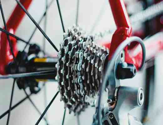 EK wielrennen fiets