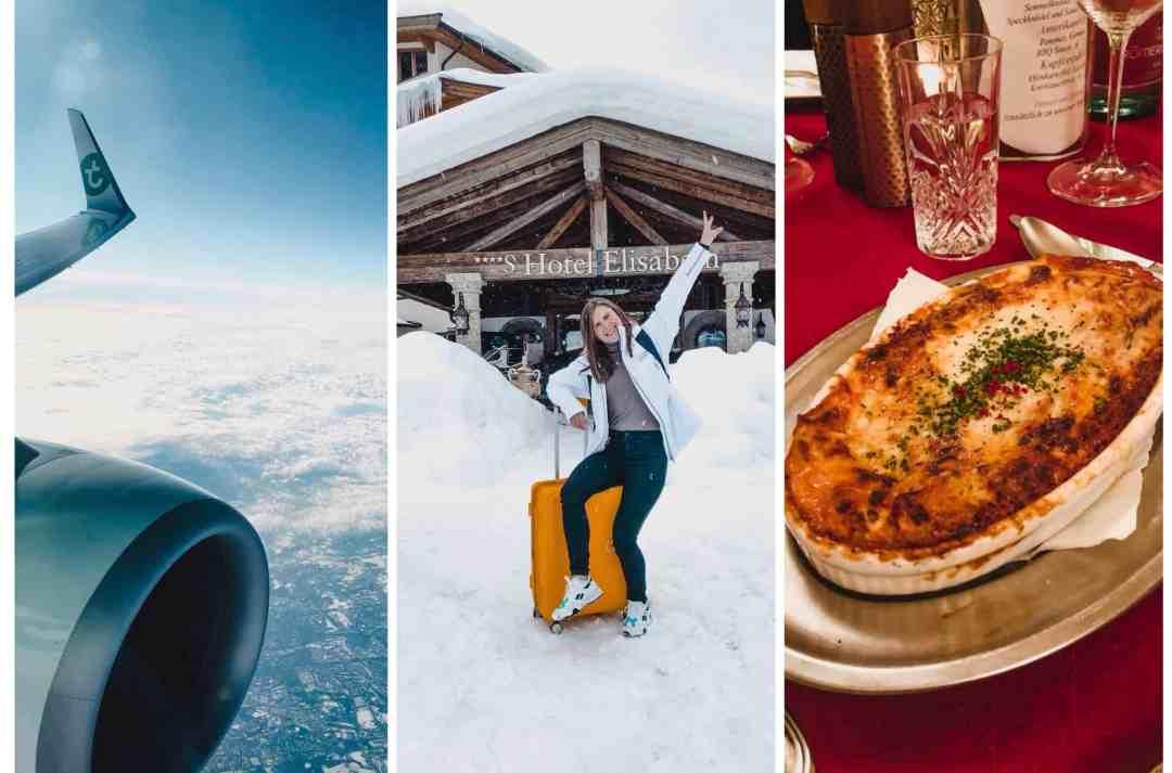 wintersport Brixental Oostenrijk