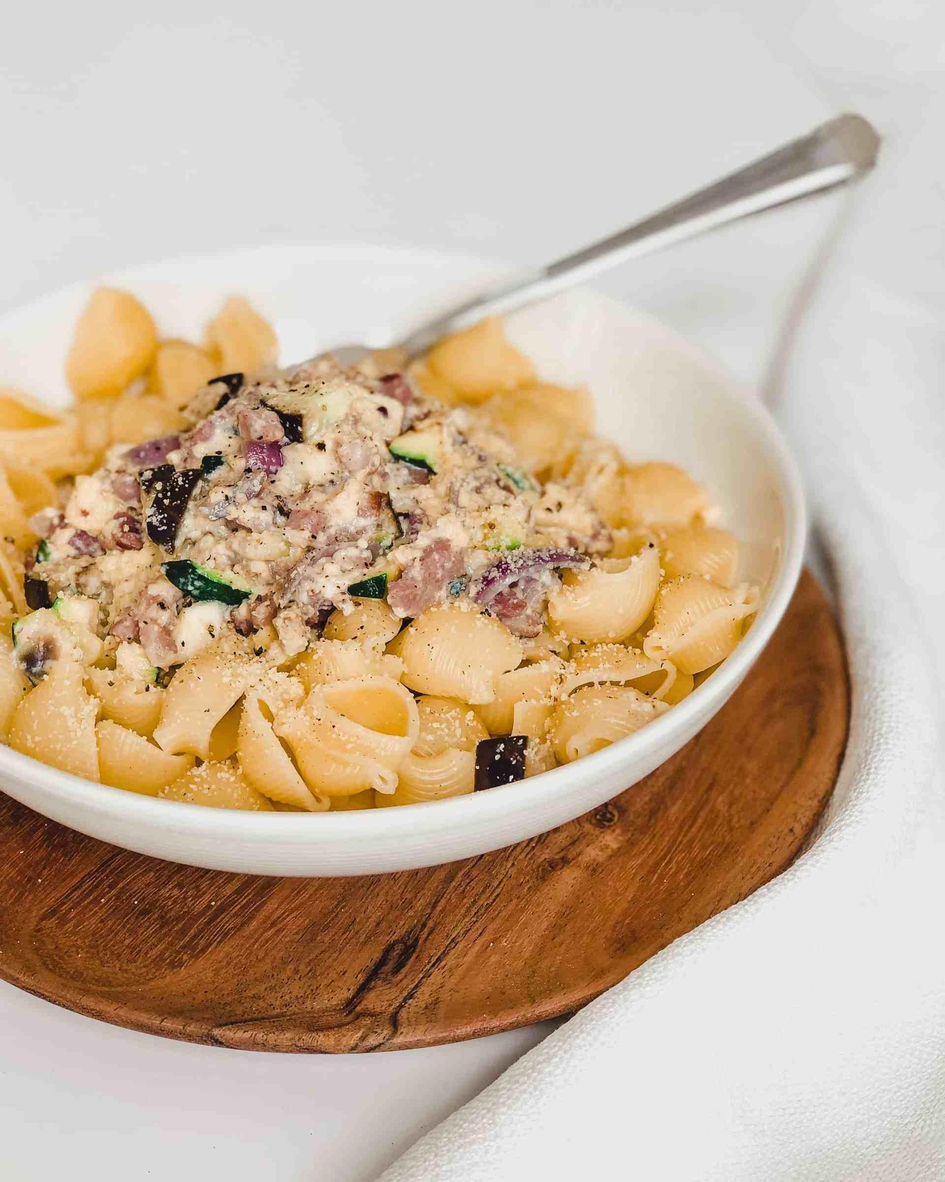 carbonara pasta
