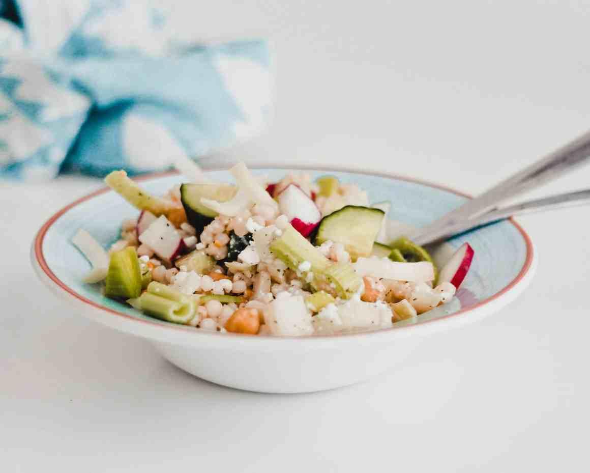 salade parelcouscous