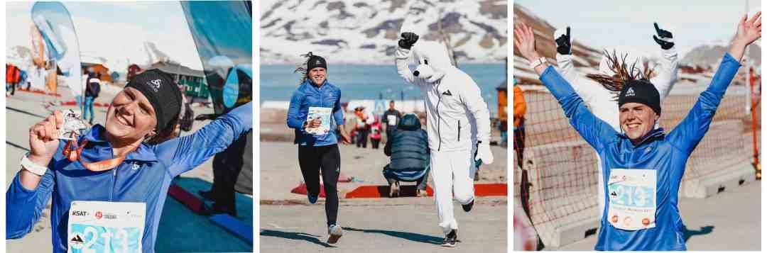 spitsbergen marathon finish