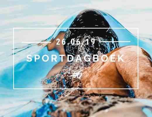 sportdagboek 6