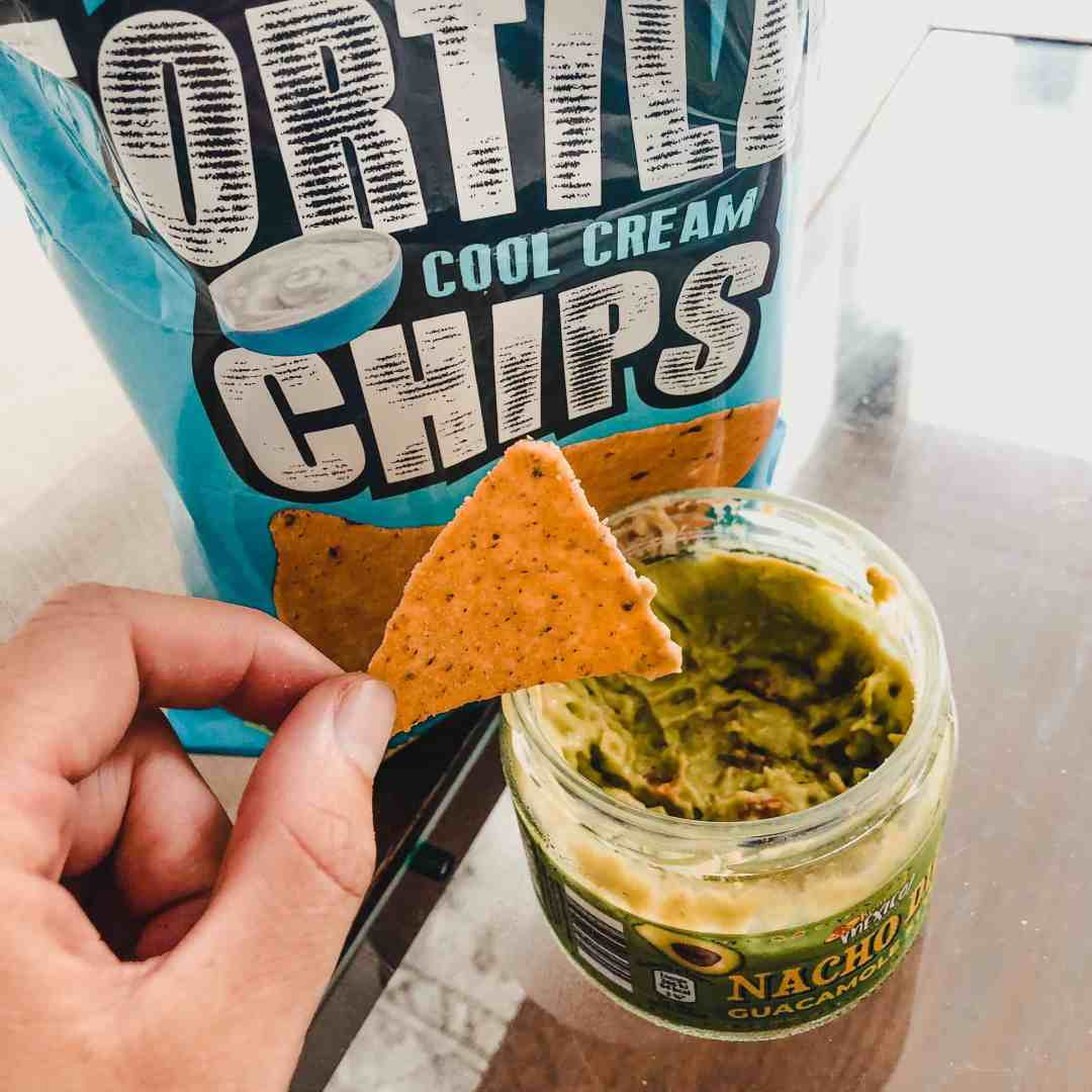 tortille chips